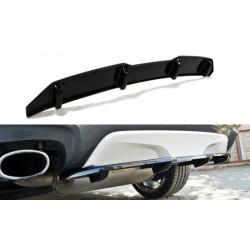 Sottoparaurti estrattore posteriore BMW X4 M-Pack 2014-