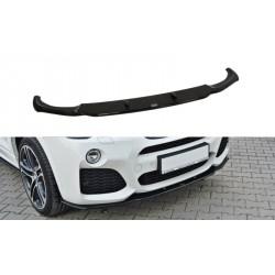 Sottoparaurti splitter anteriore BMW X4 M-Pack 2014-
