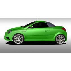 Minigonne laterali sottoporta Opel Tigra Twin Top