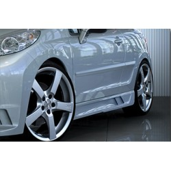 Minigonne laterali sottoporta Peugeot 207 Superstar
