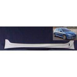 Minigonne laterali sottoporta Peugeot 206 Fox