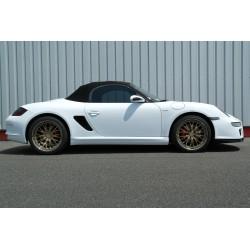 Minigonne laterali sottoporta Porsche Boxster 987 GT3 Type