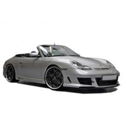 Minigonne laterali sottoporta Porsche 996 Carrera Type