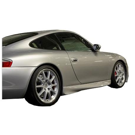 Minigonne laterali sottoporta Porsche 997
