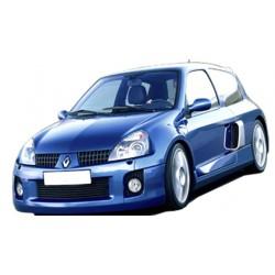 Paraurti anteriore Renault Clio 02 V6