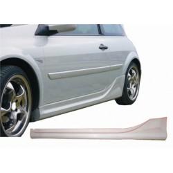 Minigonne laterali sottoporta Renault Mégane II