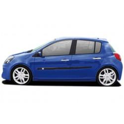 Minigonne laterali sottoporta Renault Clio III Space
