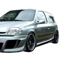 Minigonne laterali sottoporta Renault Clio II