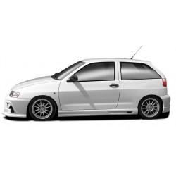 Minigonne laterali sottoporta Seat Ibiza 93