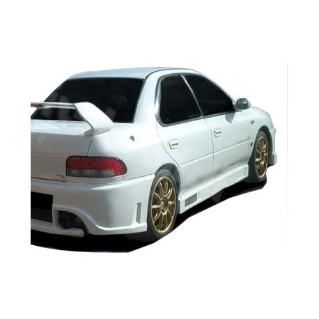 Minigonne laterali sottoporta Subaru Impreza I Monza