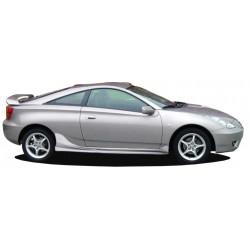 Minigonne laterali sottoporta Toyota Celica (T23) 00-05 Sport