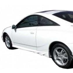 Minigonne laterali sottoporta Toyota Celica (T23) 00-05