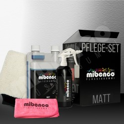 Kit Cura e pulizia Mibenco opaco