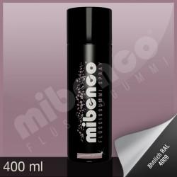 Gomma liquida spray per wrapping viola pastello lucido, 400 ml