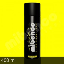 Gomma liquida spray per wrapping neon giallo, 400 ml
