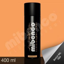 Gomma liquida spray per wrapping giallo pastello opaco, 400 ml