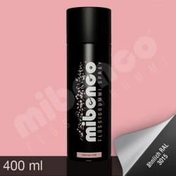 Gomma liquida spray per wrapping rosa pallido pastello opaco, 400 ml