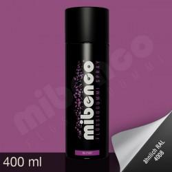 Gomma liquida spray per wrapping lilla opaco, 400 ml