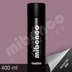 Gomma liquida spray per wrapping viola pastello opaco, 400 ml