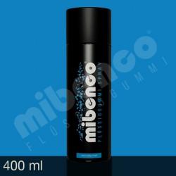 Gomma liquida spray per wrapping neon blu, 400 ml