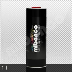 Gomma liquida spray per wrapping trsparente lucido, 1 l