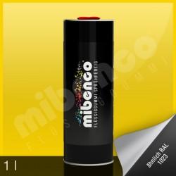 Gomma liquida spray per wrapping giallo lucido, 1 l