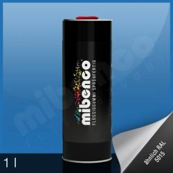 Gomma liquida spray per wrapping azzurro lucido, 1 l