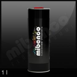 Gomma liquida spray per wrapping nero lucido, 1 l