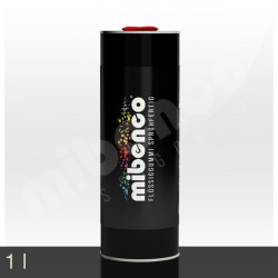 Gomma liquida spray per wrapping bianco lucido, 1 l