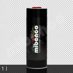 Gomma liquida spray per wrapping trsparente opaco, 1 l