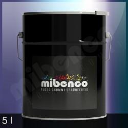 Gomma liquida spray per wrapping Sparkling Ocean, 5 l