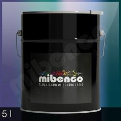 Gomma liquida spray per wrapping Mystic Fire, 5 l