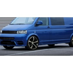 Minigonne laterali sottoporta Volkswagen T5 Revolution