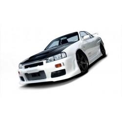 Paraurti anteriore Nissan Skyline GTT R34