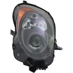 Faro anteriore chrome destro Alfa Mito 08-