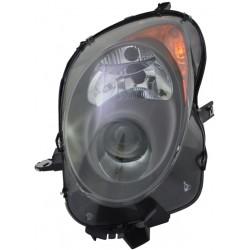 Faro anteriore chrome sinistro Alfa Mito 08-