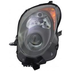 Faro anteriore grigio sinistro Alfa Mito 08-