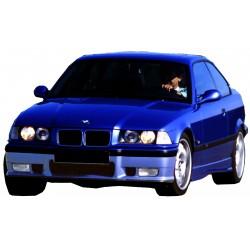 Spoiler sottoparaurti anteriore BMW Serie 3 E36 M3