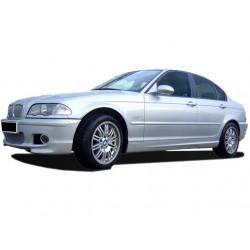 Minigonne laterali sottoporta BMW Serie 3 E46 M-Look