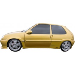 Minigonne laterali sottoporta Citroën Saxo Sport II
