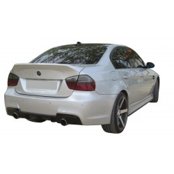 Minigonne laterali sottoporta BMW Serie 3 E90-E91 FR Style