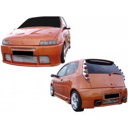 Paraurti posteriore Fiat Punto 93-99 Diablo