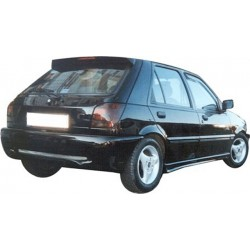Minigonne laterali sottoporta Ford Fiesta 89-95 Sport