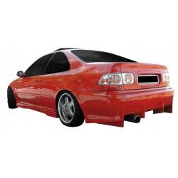 Paraurti posteriore Civic 92 Coupe Demolidor