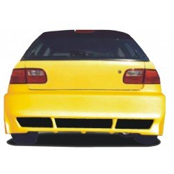 Paraurti posteriore Civic 92 Hatchback Future