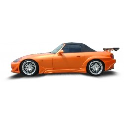 Minigonne laterali sottoporta Honda S2000
