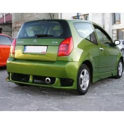 Paraurti posteriore Citroen C2