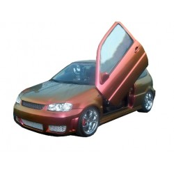 Paraurti anteriore Volkswagen Polo 00