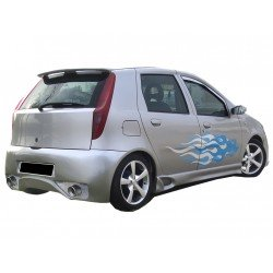 Paraurti posteriore Fiat Punto 00 5p. Ghost