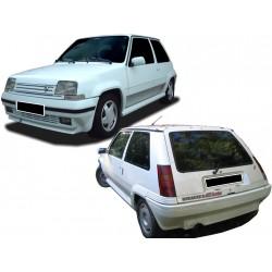 Kit estetico completo Renault 5 GT Turbo Wide